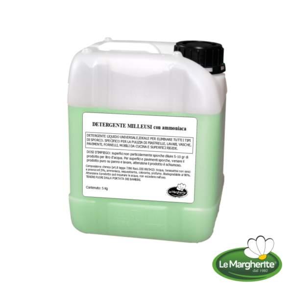detergente milleusi ammoniaca cod.150