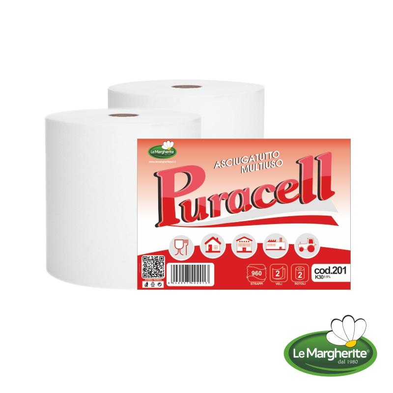 carta asciugatutto Puracell cod.201
