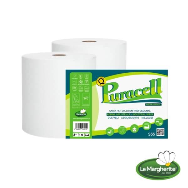 carta asciugatutto Puracell professional cod.215