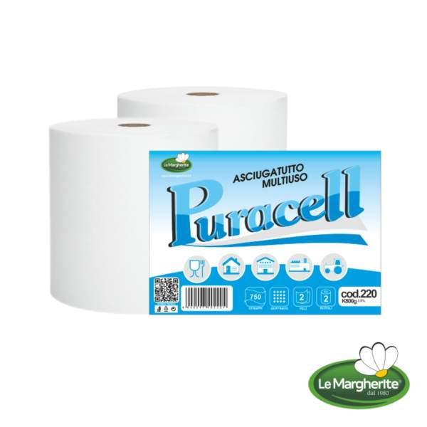 carta asciugatutto Puracell cod.220