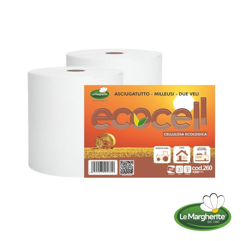 carta asciugatutto Ecocell cod.260