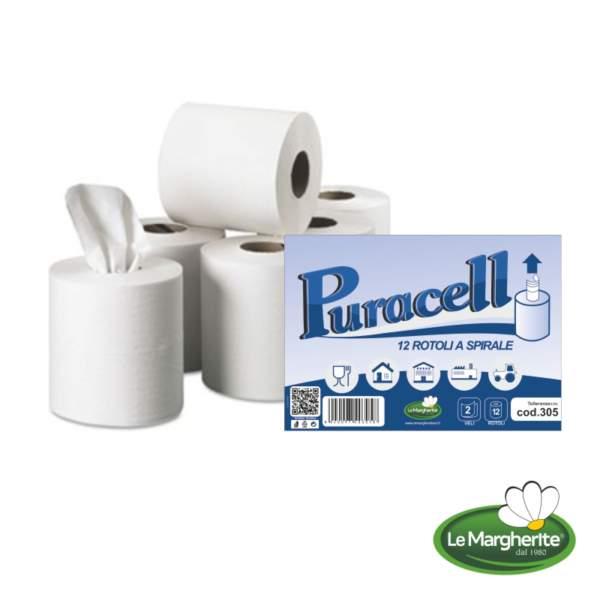 carta asciugatutto Puracell spirale cod.305